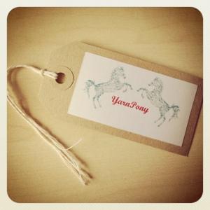 yarn pony logo